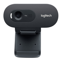 Logitech C270 webcam 3 MP 1280 x 720 pixels USB 2.0 Black