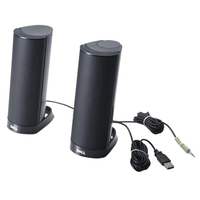 DELL AX210CR loudspeaker 1-way Black Wired