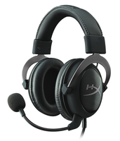 HyperX Cloud II headset Head-band Binaural Black