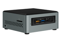 Intel NUC BOXNUC6CAYSAJ PC Intel? Celeron? J3455 2 GB DDR3L-SDRAM 32 GB eMMC Black,Grey Mini PC