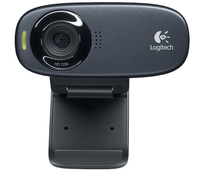 Logitech C310 webcam 5 MP 1280 x 720 pixels USB Black