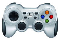 Logitech F710 Gamepad PC Black,Silver
