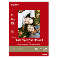 Canon PP-201 photo paper White Gloss A4