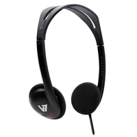 V7 Lightweight Stereo Headphones