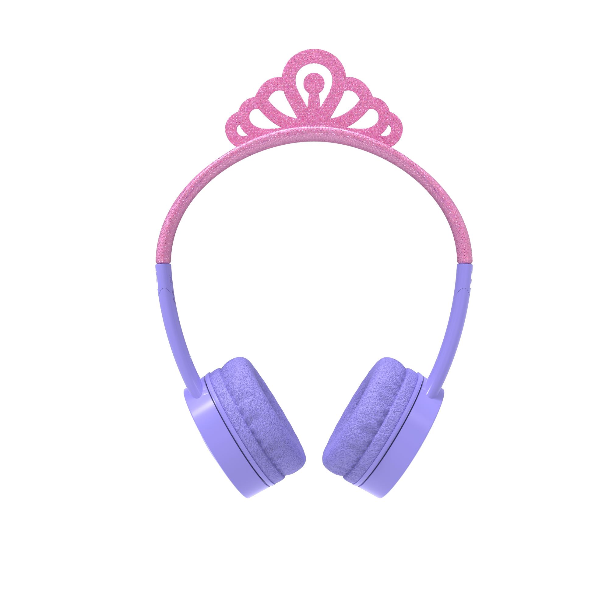 IFROGZ Little Rockerz Costume Headphones Head-band Pink