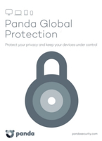 Panda Global Protection, 1 year, DVD 5 license(s) 1 year(s)