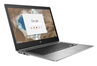 HP Chromebook 13 G1 Silver 13.3