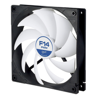 ARCTIC F14 PWM 4-Pin PWM fan with standard case