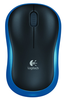 Logitech M185 mouse RF Wireless Optical 1000 DPI Ambidextrous