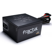 Fractal Design Edison M power supply unit 750 W ATX Black