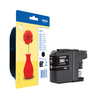 Brother LC-121BK 300pages Black ink cartridge