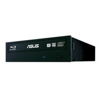 ASUS BW-16D1HT Internal Blu-Ray DVD Combo Black optical disc drive