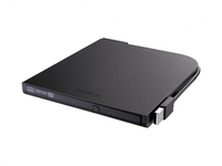 Buffalo DVSM-PT58U2VB optical disc drive Black DVD Super Multi DL