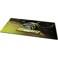 Akasa AK-MPD-01YL Black, Yellow mouse pad