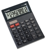 Canon AS-120 calculator Pocket Display Grey