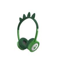 ifrogz Little Rockerz Costume Supraaural Head-band Green