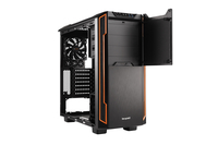 be quiet! Silent Base 600 Midi Tower Orange, Black