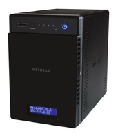 Netgear ReadyNAS 214 Ethernet LAN Black NAS